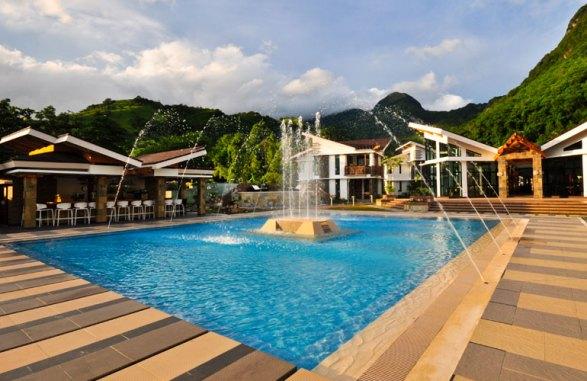 Infinity Resort Pool
