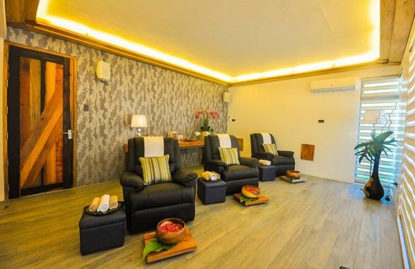 Foot Treatment Room