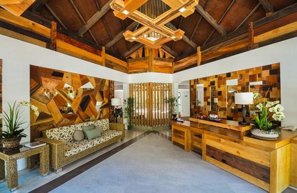 Malasimbo Spa Lobby