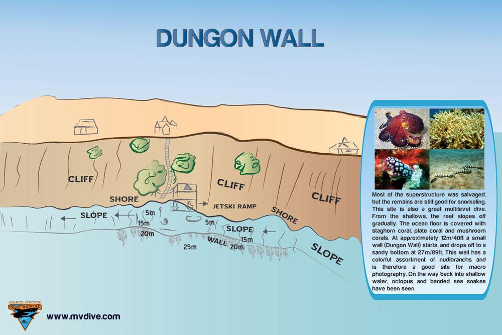 DUNGON-WALL