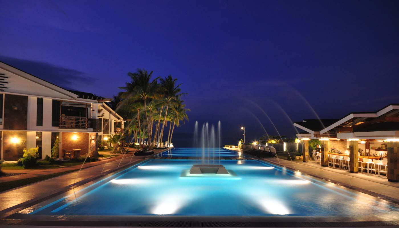 Infinity Resort Spa Beach Resort Hotel In Puerto Galera
