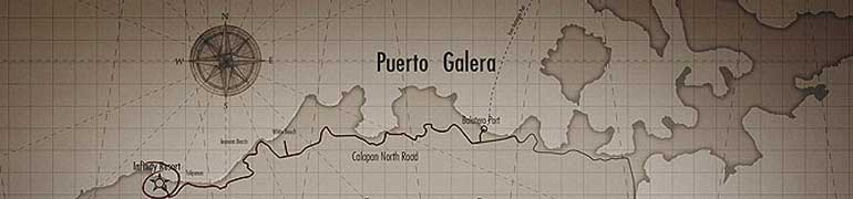how to get to puerto galera from manila commute